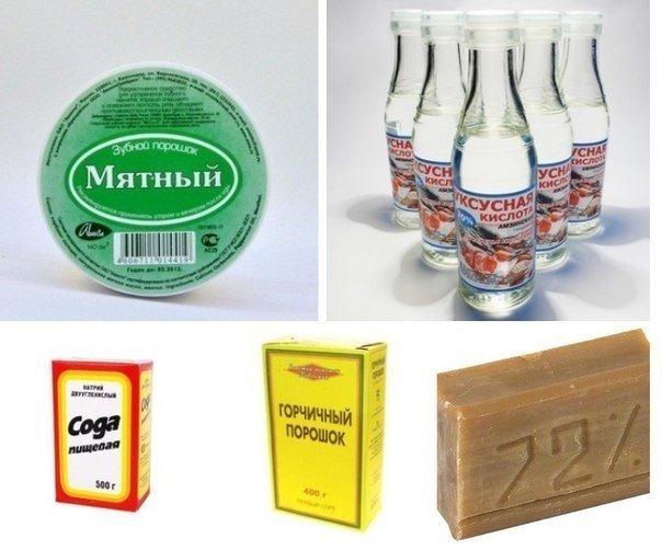 5 натуральных средств, которые заменят бытовую химию