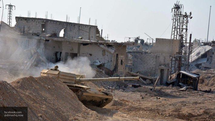 Тяжелая битва в Дамаске: ловушка для Т-55 и глухая оборона «адских» пушек