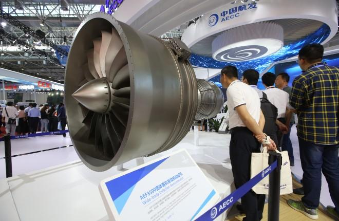 Россия и Китай ведут переговоры о совместном создании двигателя для самолета CR929