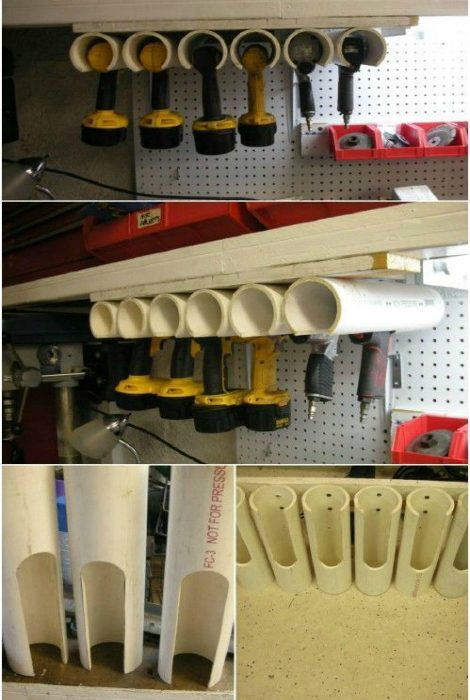 Водопроводные трубы - удивительные идеи