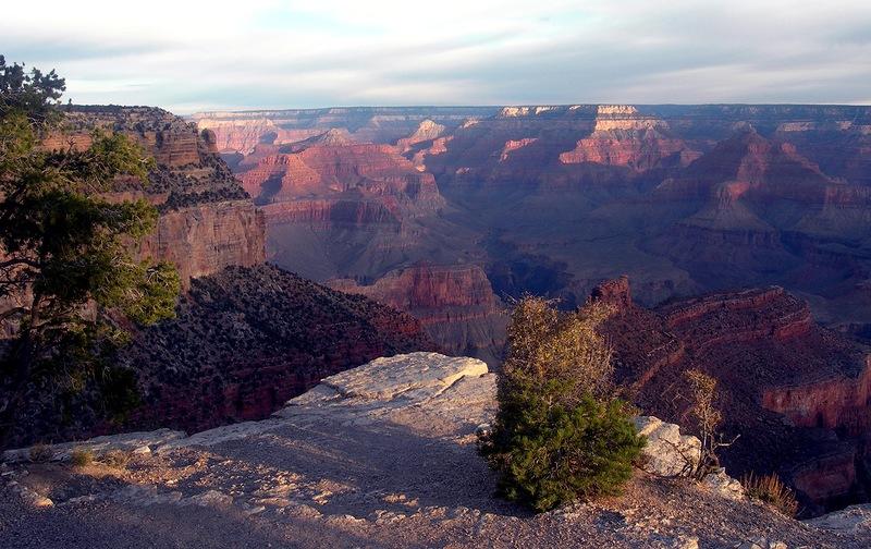 Пешком по Гранд-каньону