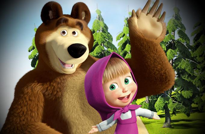 Литовец увидел пропаганду в мультике «Маша и медведь»