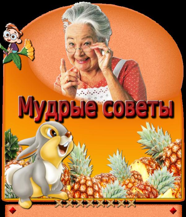 ПОРЯДОК В ДОМЕ..