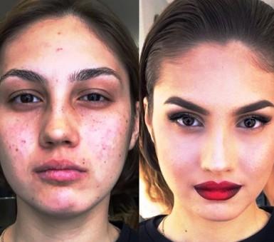 Боги макияжа — как «серую мышь» превратить в сексуальную красотку. Мужчины, трепещите!