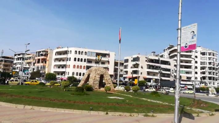 В сирийской Латакии взорвалс…