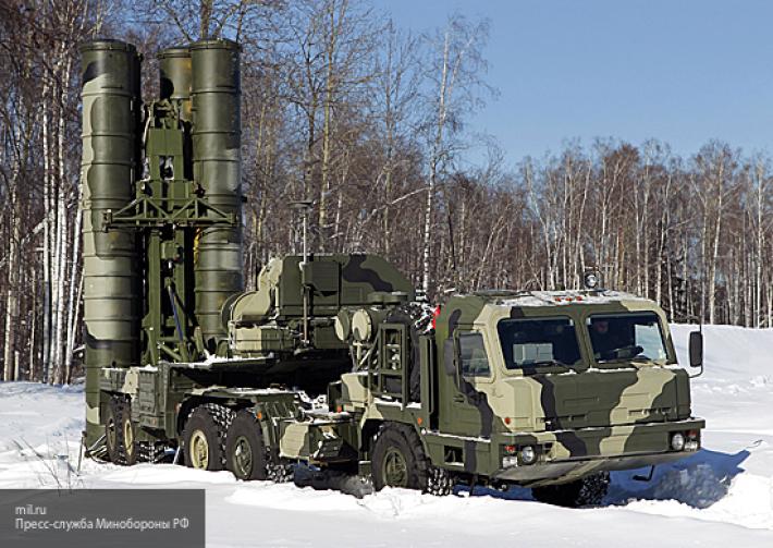 Российская система ПВО под кодовым названием «Стандарт» встревожила США