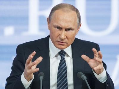 Путин дал внятный ответ на вопрос: Присоединения Донбасса