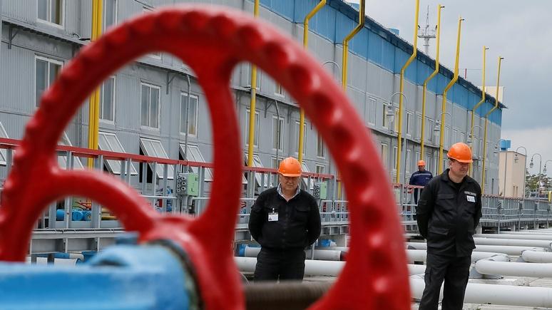 DW: Киев снизит цены на транзит газа, чтобы потягаться с «Северным потоком»