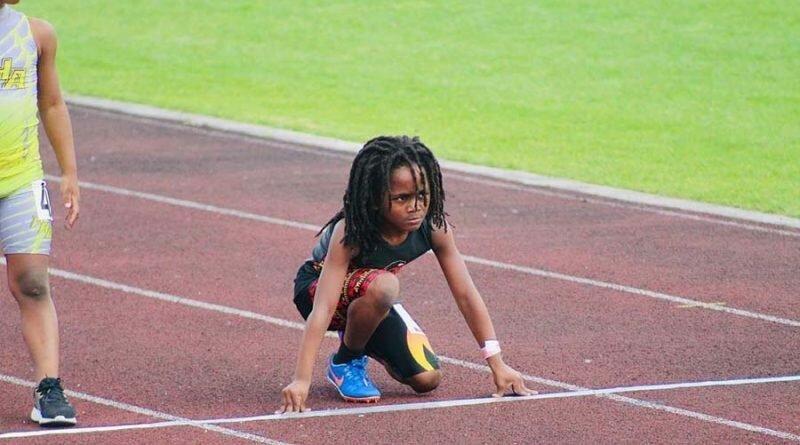 Самый быстрый мальчик в мире…