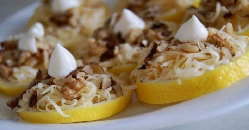 Что приготовить из лимонов