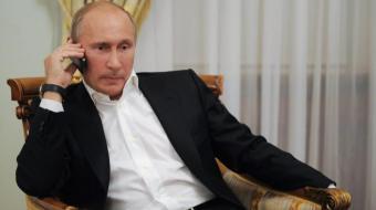 ЦРУ обидно, Путин звонит с чужой «симки»