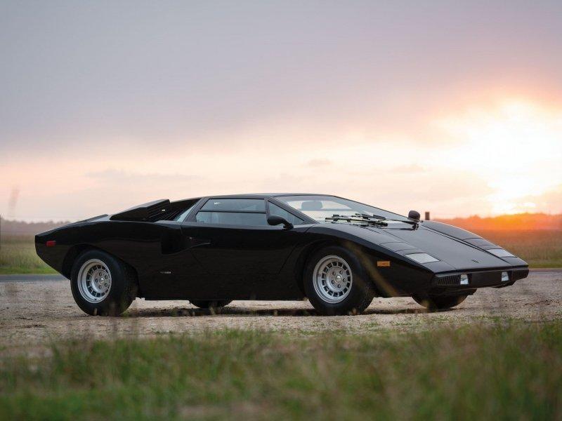 Lamborghini Countach LP400 «…