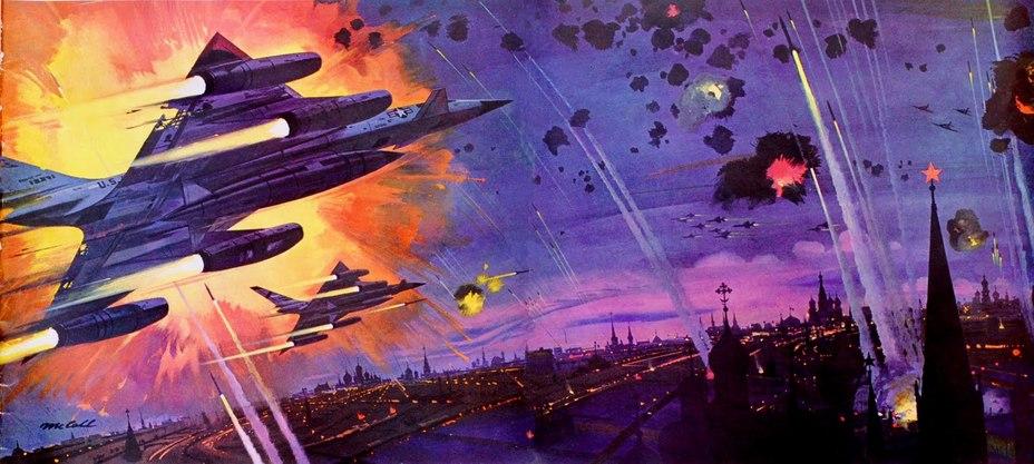 Самолёт несостоявшегося апокалипсиса