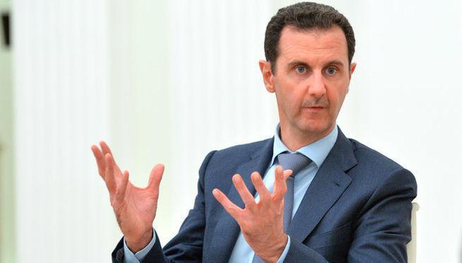 Вот уж выпендрились .... Асад попал в базу данных сайта «Миротворец»
