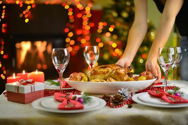 Очень важно заранее продумать праздничное меню