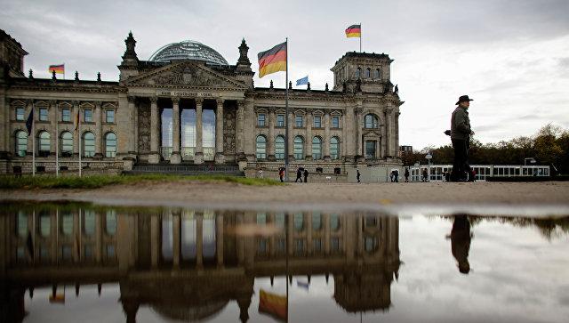 Германия призвала не допускать Россию на зимнюю Олимпиаду в 2018 году