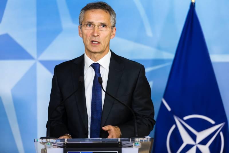 Столтенберг: НАТО не несет ответственность за операцию в Ливии