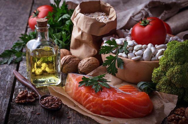 Чем «кормить» сердце. Какие продукты делают сосуды здоровыми?