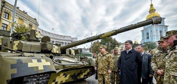 Как люди Порошенко зарабатывают на украинской армии