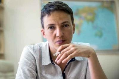 Савченко отказалась от летал…