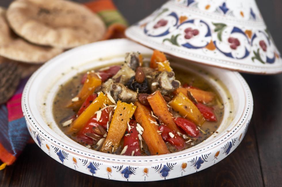 Что такое марокканский тажин и как в нём правильно готовить?