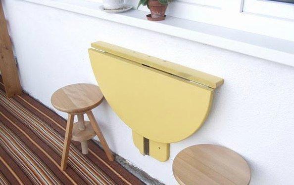 e6f2bef4d389 Откидной столик на балкон. Мастер класс