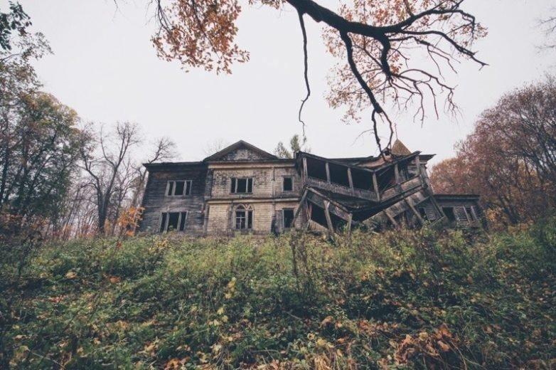 Усадьба Нарышкиных архитектура, заброшенные усадьбы, имения, путешествия, россия, туризм