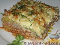 Фото приготовления рецепта: Украинская лазанья - шаг №12