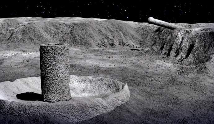 Бывший сотрудник американского минобороны рассказал о пришельцах на Луне