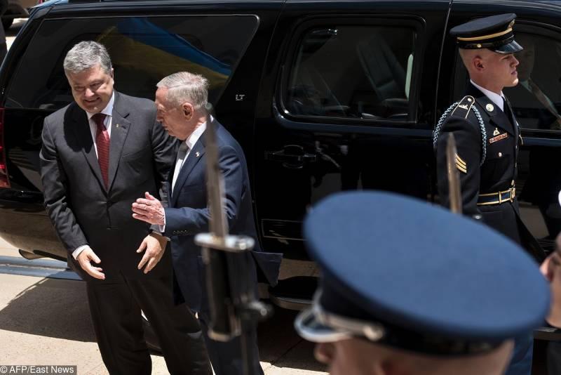 Минобороны США начинает визит на Украину