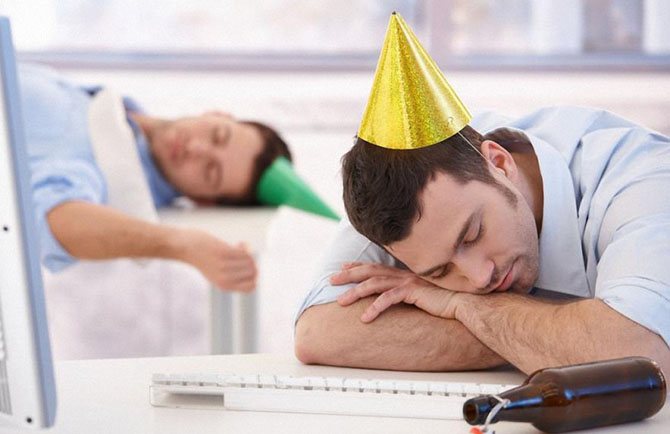 10 признаков того, что вы пьете слишком много