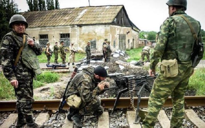 Новороссия, карта боевых действий на востоке Украины 13 августа: основные бои – ФОТО
