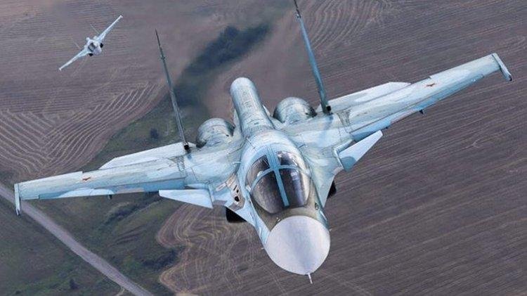 Спасенных летчиков Су-34 дос…