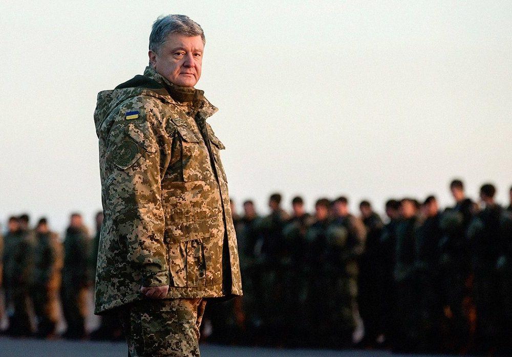 Порошенко едет в Донбасс лич…