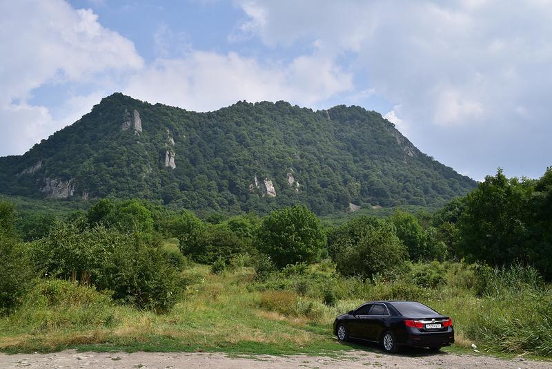 Пять тайн горы Развалки