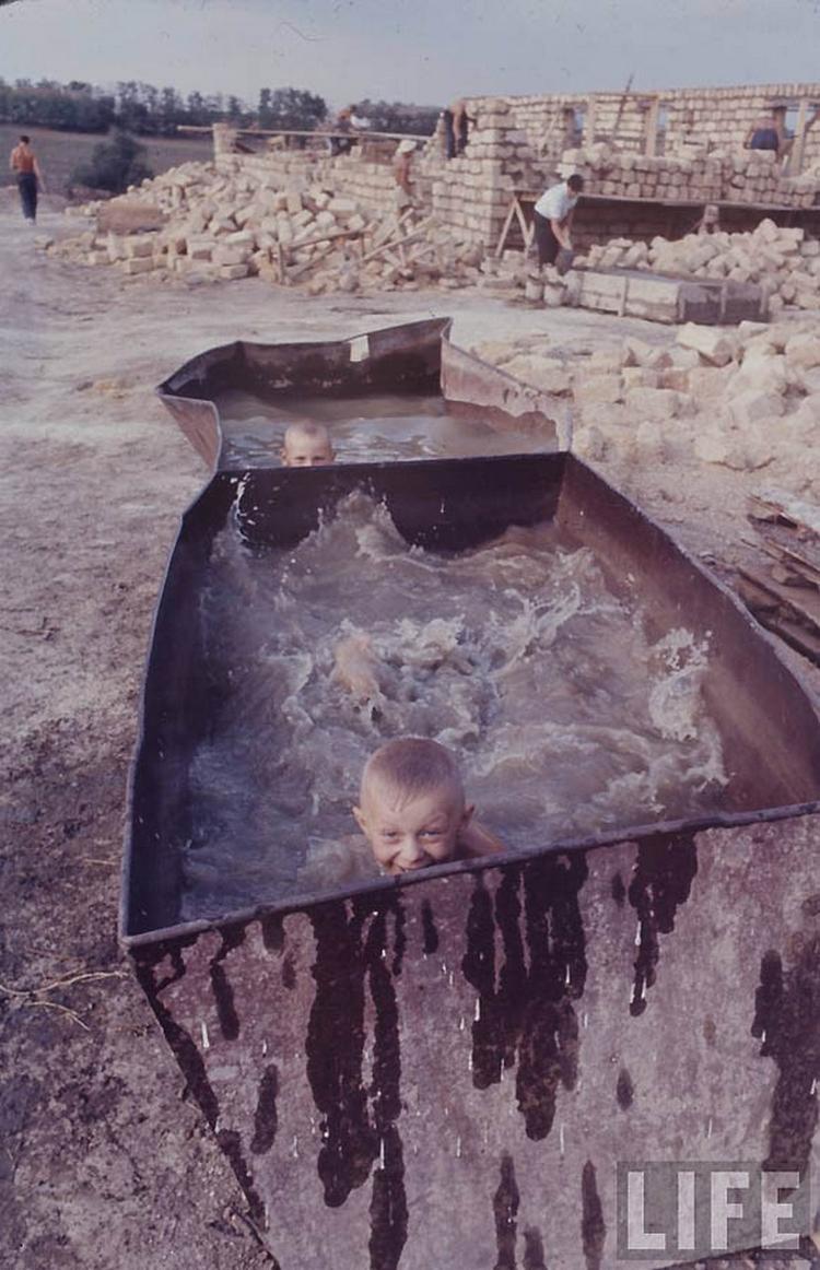 Как жила советская молодёжь в 1967 году. Снимал американский фотограф Билл Эппридж 34