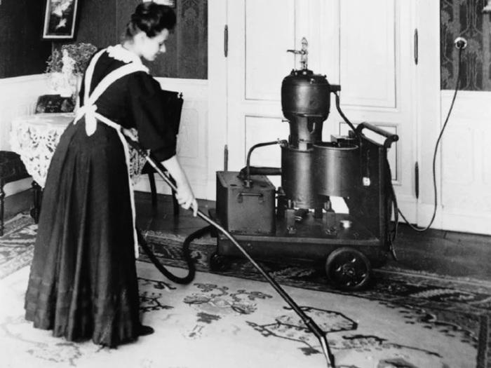 Домашние методы чистки ковров