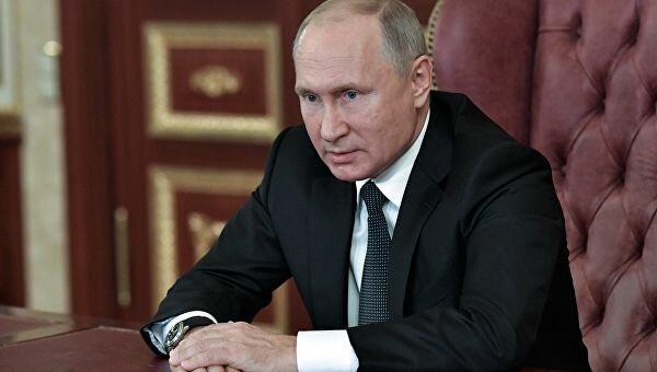 Владимир Путин отказался от встречи с Дональдом Трампом
