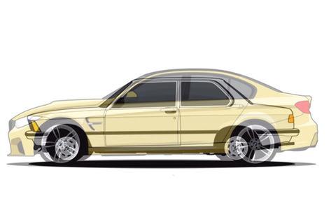 Все BMW 3-й серии за полторы минуты видео