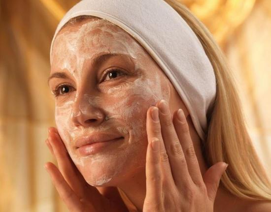 Домашние маски от морщин на лице