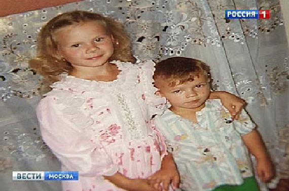 Женя Табаков в 7 лет получил…