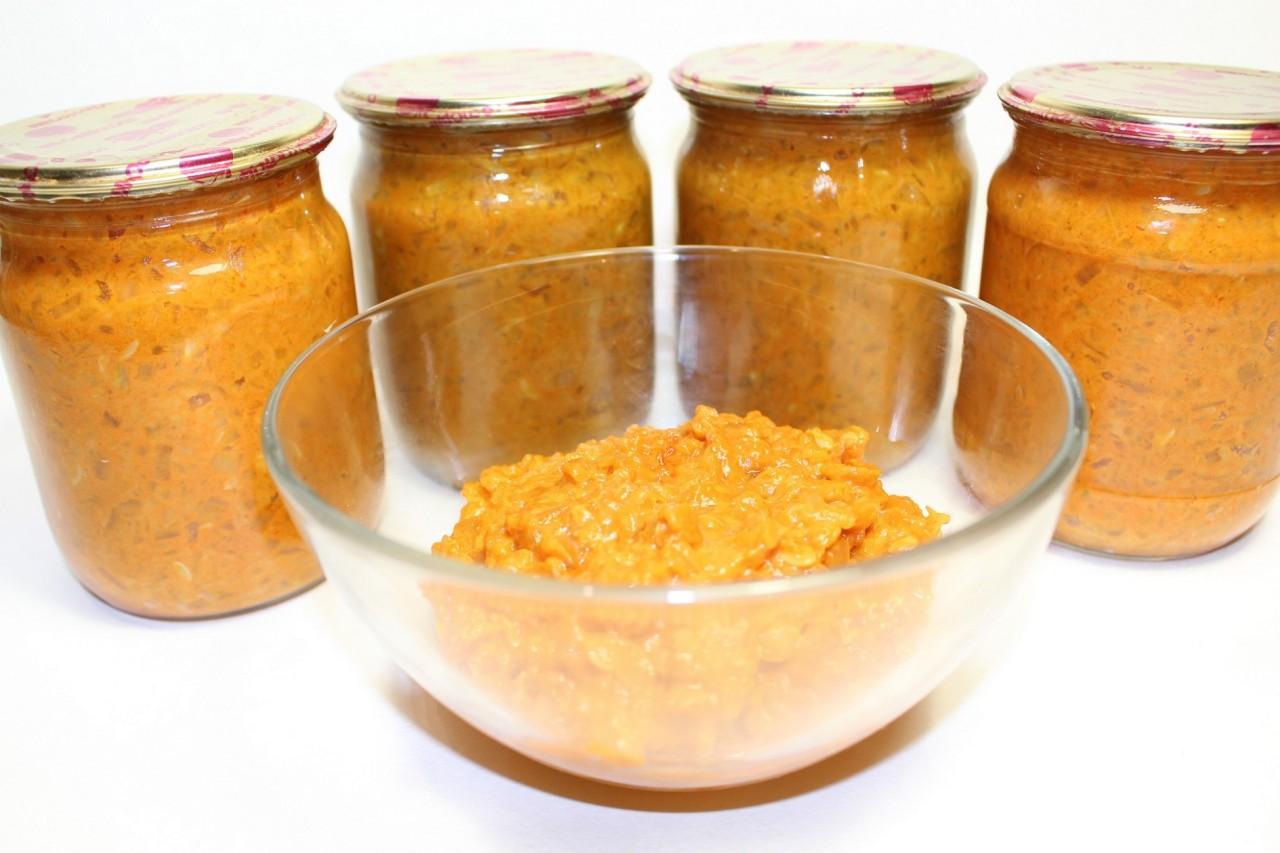 Как приготовить кабачковую икру дома - кулинарный пошаговый 567