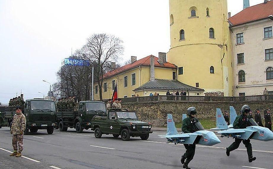 Прибалтийские «шпроты» получили облом на приёме у Трампа