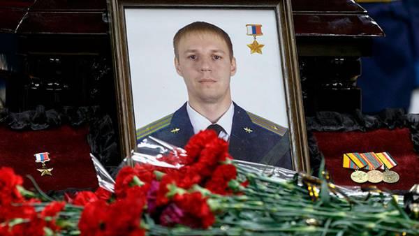 Монумент Роману Филипову увековечит вечную память о летчике-герое