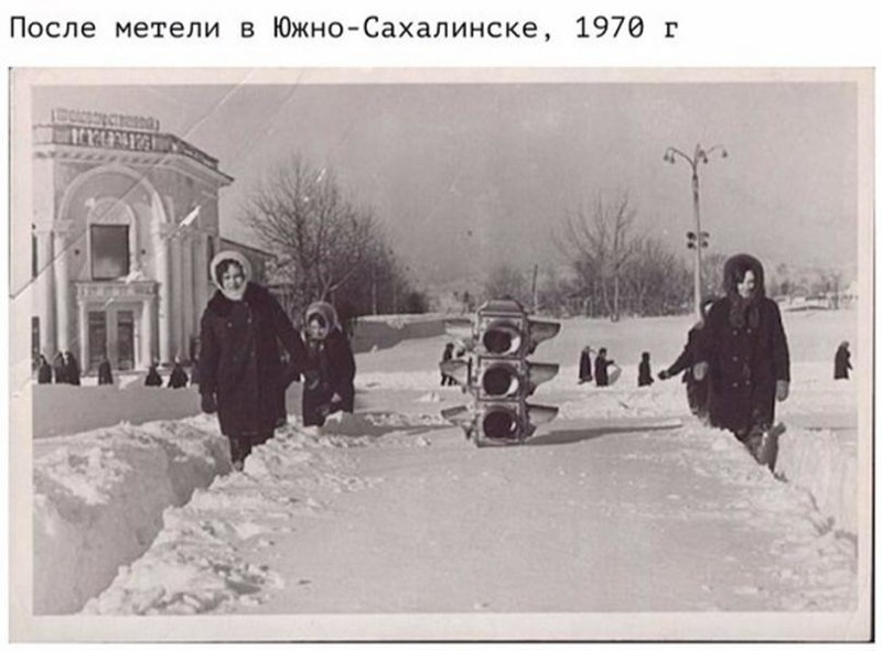 Back In The USSR СССР, факты, фото
