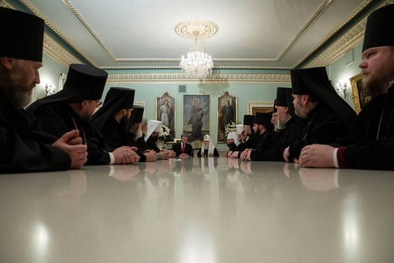 В Киеве пройдет объединительный собор украинской церкви