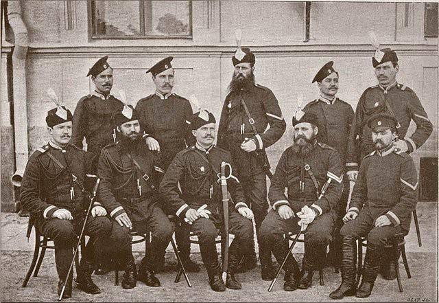 На страже государственной безопасности. История Отдельного корпуса жандармов. Часть 1