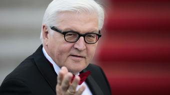 """Президент ФРГ призвал """"взять паузу"""" в евроинтеграции"""