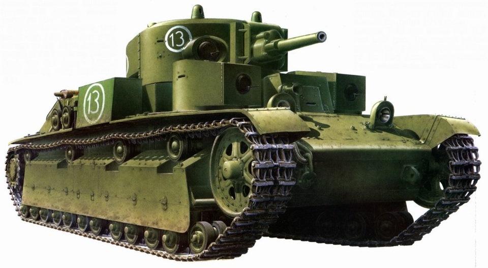 Рейд одинокого танка по занятому врагом Минску