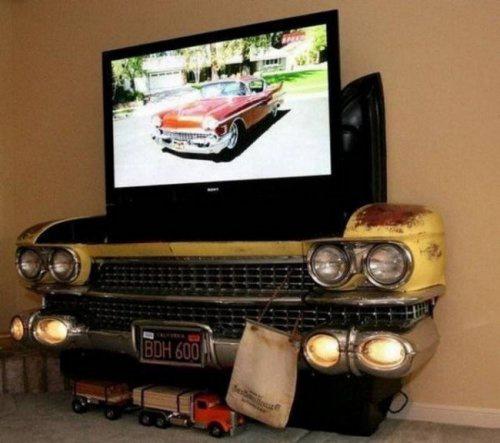 Авто телевизор